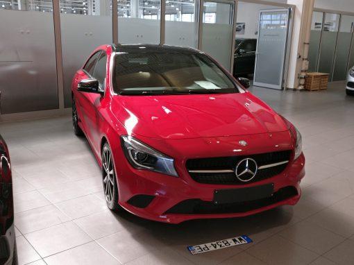 Mercedes-Benz CLA 200 – 2016 – 9 868 km