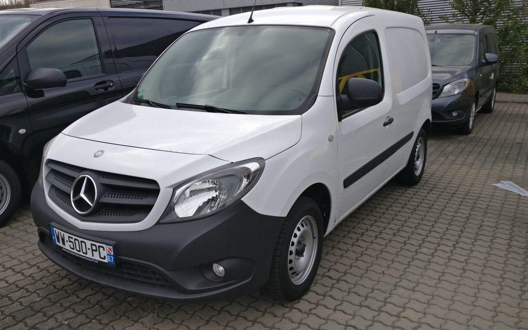 Mercedes-Benz Citan – 2013 – 73 706 km