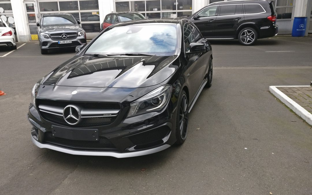 Mercedes-Benz CLA 45 AMG – 2016 – 17 767 km