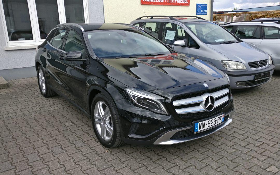 Mercedes-Benz GLA 180 – 2015 – 8 958 km