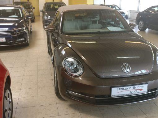 Volkswagen Coccinelle cabriolet – 2013 – 41 509 km
