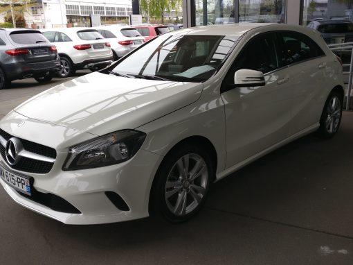 Mercedes-Benz Classe A 180 Urban – 2015 – 18 524 km