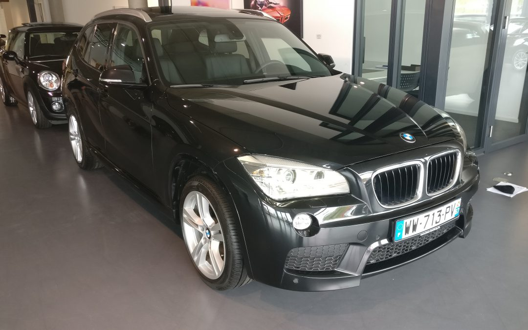 BMW X1 xDrive 25d – 2013 – 27 708 km