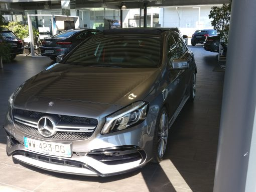 Mercedes-Benz Classe a 45 AMG – 2015 – 11 895 km