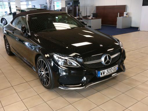 Mercedes-Benz Classe C 200D Cabriolet – 2016 – 11 596 km