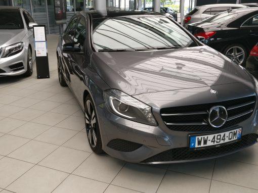 Mercedes-Benz Classe A 180 CDI – 2012 – 45 383 km