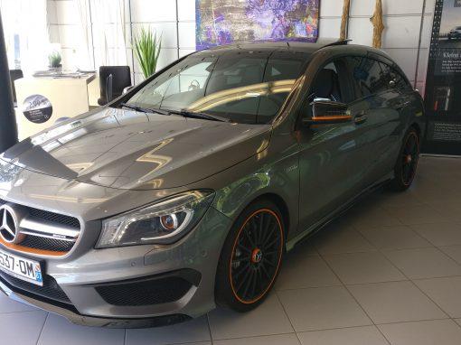 Mercedes-Benz CLA 45 AMG Shooting Brake – 2016 – 11 137 km