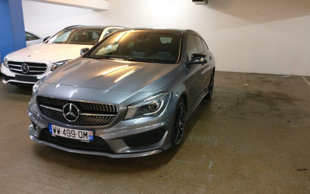 Mercedes-Benz CLA 220D Shooting Brake – 2015 – 27 746 km