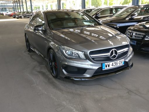 Mercedes-Benz CLA 45 AMG – 2016 – 6 023 km