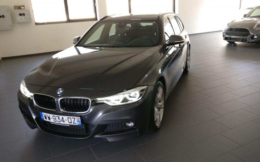 BMW 320 D Touring – 2016 – 32 940 km