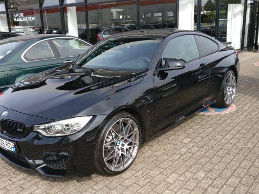 BMW M4 Coupé – 2016 – 9 428 km