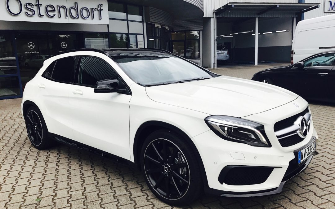 Mercedes-Benz GLA 45 AMG – 2016 – 11 185 km