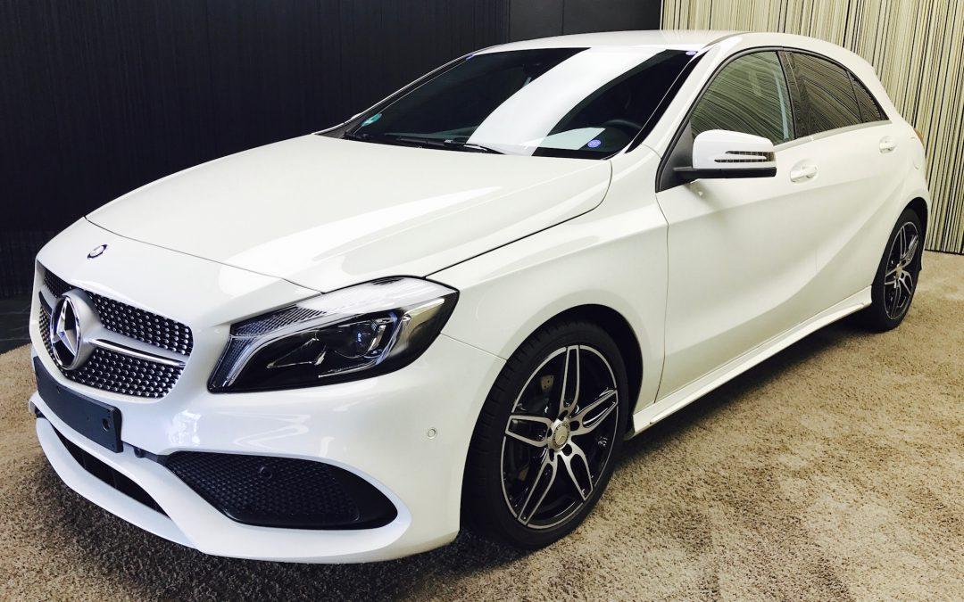 Mercedes-Benz Classe A 180 – 2016 – 6 034 km