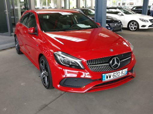 Mercedes-Benz Classe A 250 – 2016 – 6 913 km
