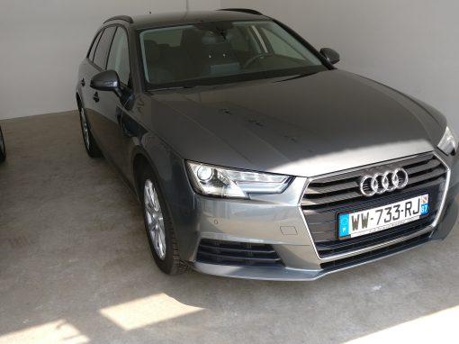 Audi A4 Avant – 2016 – 26 174 km
