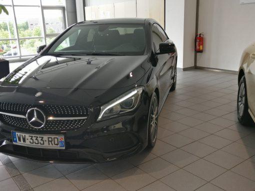 Mercedes-Benz CLA 220D Coupé – 2017 – 15 358 km