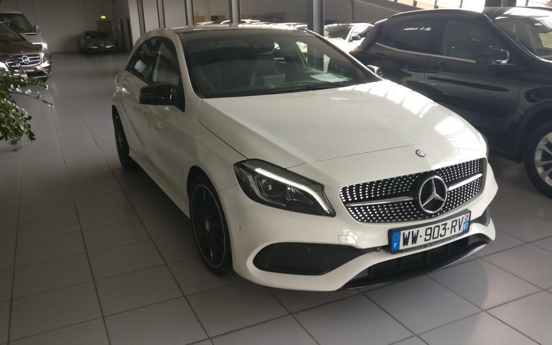 Mercedes-Benz Classe A 200 – 2016 – 19 814 km
