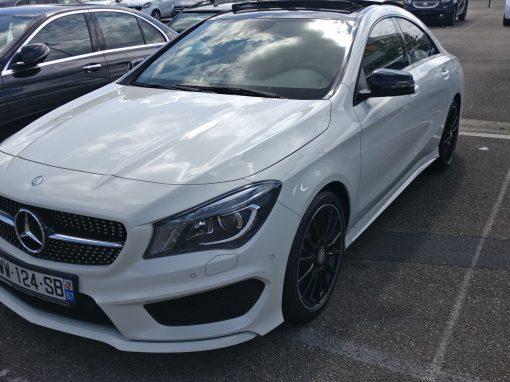 Mercedes-Benz CLA 220 CDI AMG – 2014 – 36 701 km