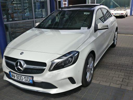 Mercedes-Benz Classe A 180 – 2016 – 8 486 km