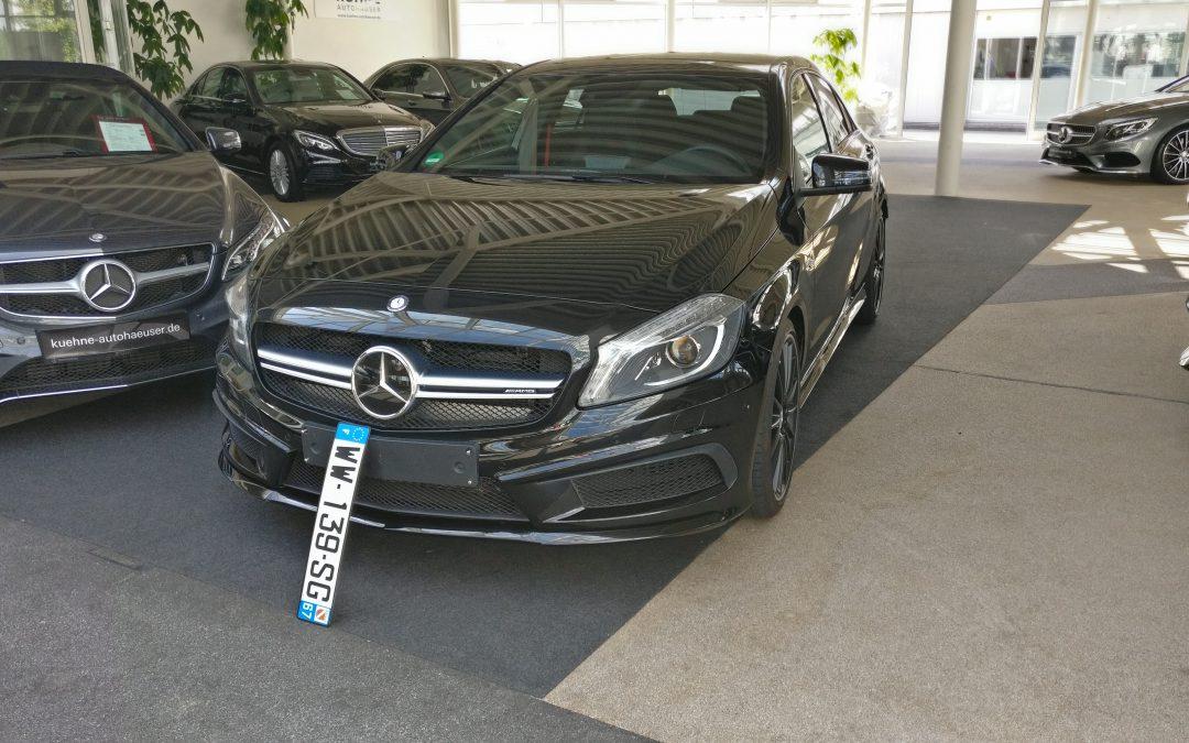 Mercedes-Benz Classe A 45 AMG – 2014 – 13 665 km