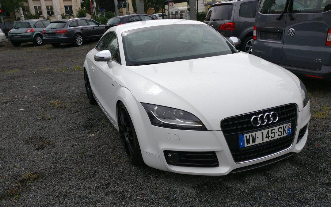 Audi TT – 2007 – 112 059 km