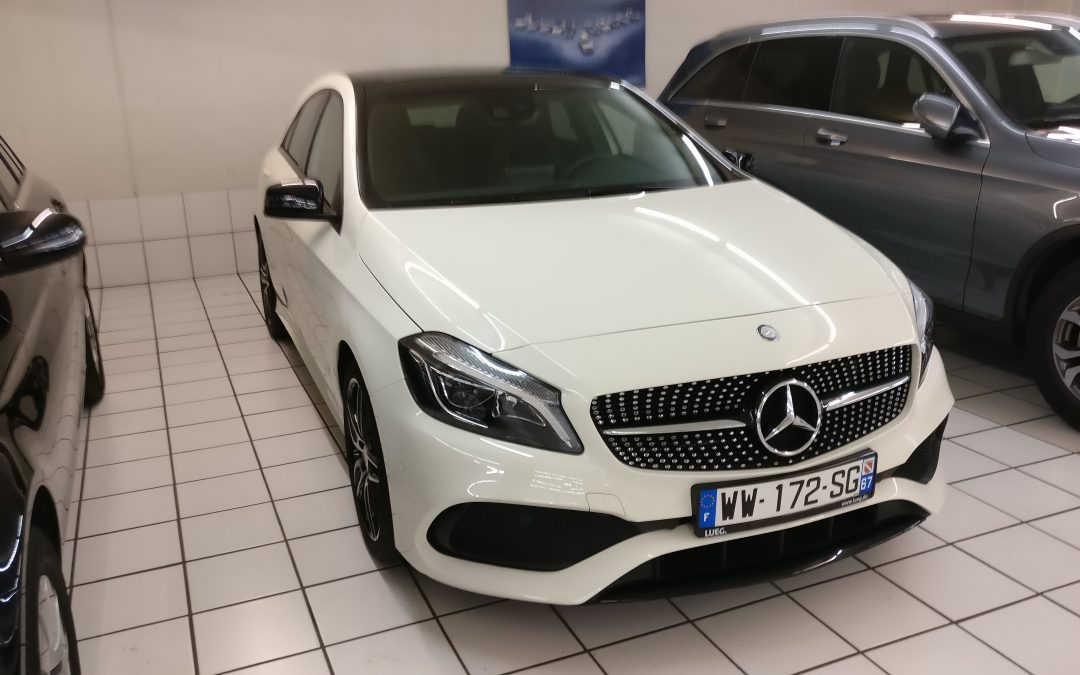 Mercedes-Benz Classe A 180 – 2016 – 10 288 km