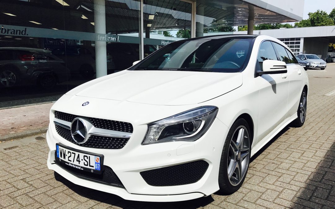 Mercedes-Benz CLA 180 Shooting Brake AMG – 2016 – 12 330 km